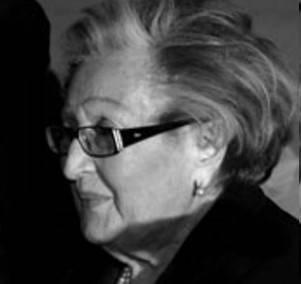 Oggi i funerali di Maria Luisa Zennari.