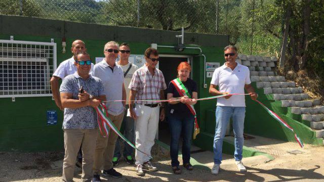 Terminato l'intervento all'impianto idrico di Montefiore
