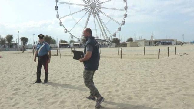 Nuova violenza sessuale in spiaggia a Rimini