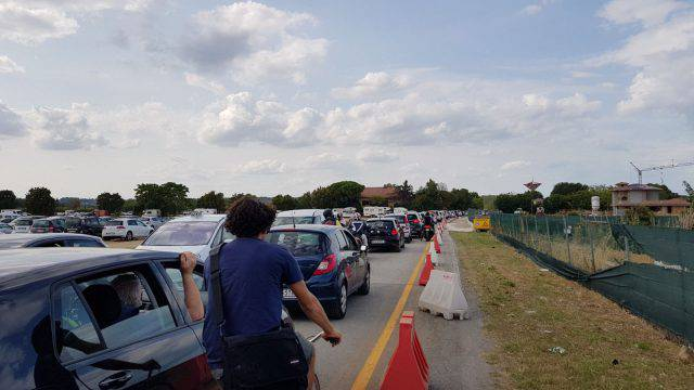 MotoGP, attivato il piano di gestione traffico