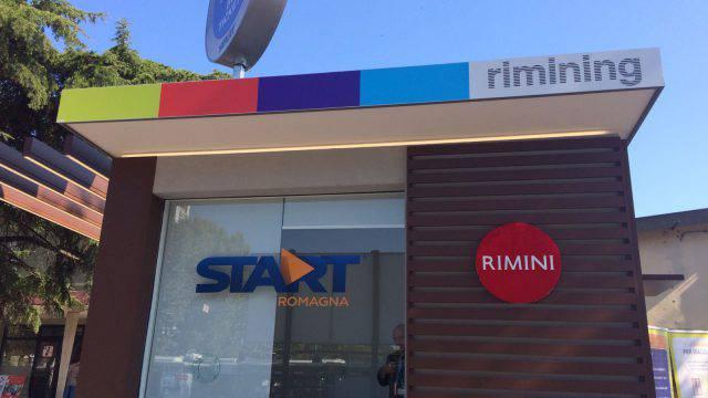 Inaugurato il nuovo punto Start Romagna in stazione