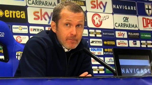 Il tecnico del Lentigione, Gianluca Zattarin