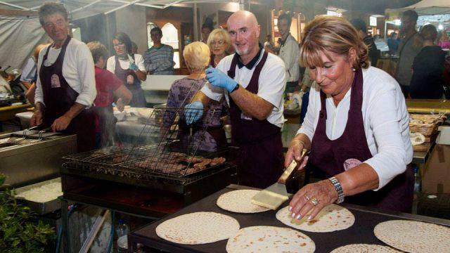 Nel centro di Bellaria torna la Festa della Piadina