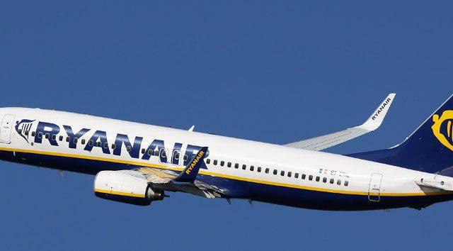 Airiminum ritorno ryanair a carico della gestione for Cambio orario volo da parte della compagnia