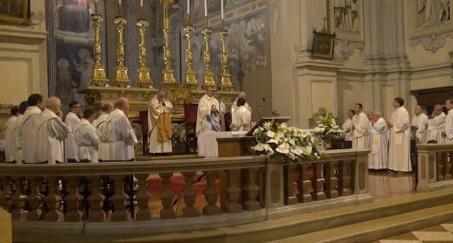 Le quattro vie della gioia. L'omelia del vescovo per la festa del Beato Marvelli