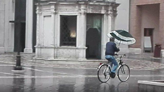 Lunedì nuovi rovesci in vista sulla Romagnainisce