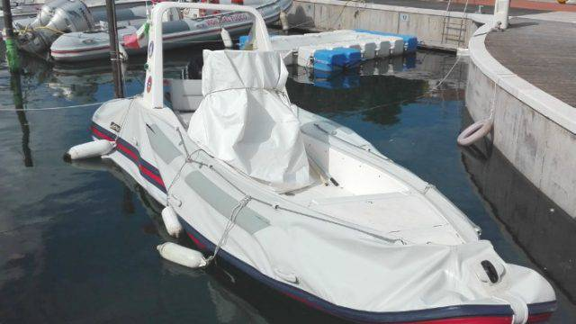 Nuovi atti vandalici contro mezzi nautici Protezione Civile
