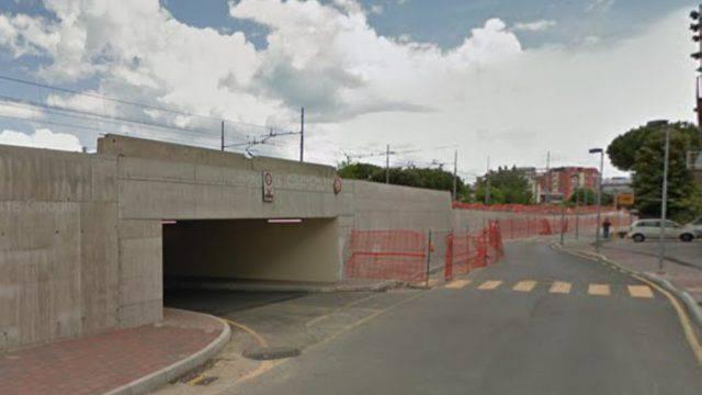 Cantiere TRC, lavori in viale Rimini senza modifiche al traffico