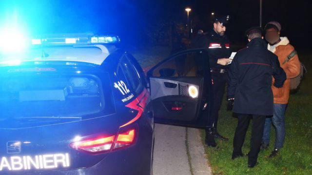 """I Carabinieri """"accerchiano"""" il parco Cervi: 9 arresti in 15 giorni"""