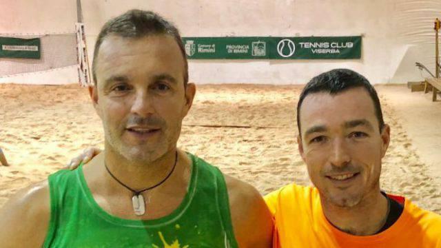Matteo Zannoni ed Alessandro Forlani