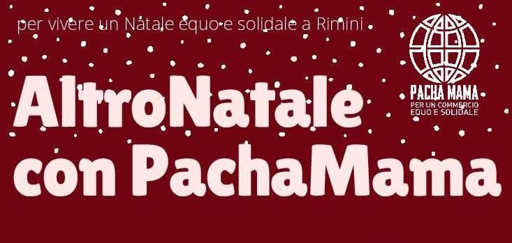 AltroNatale con Pachamama • newsrimini.it