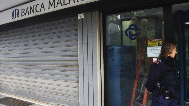 Assalto esplosivo al bancomat della Malatestiana a Torre Pedrera