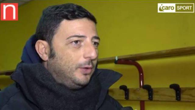 Francesco Visino, presidente del Cattolica Calcio