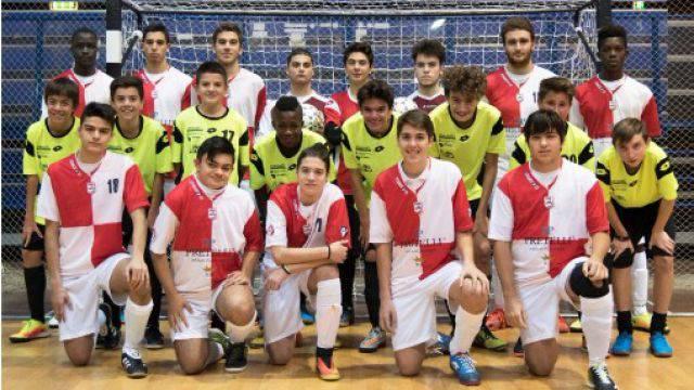 Il settore giovanile del Calcio a 5 Rimini