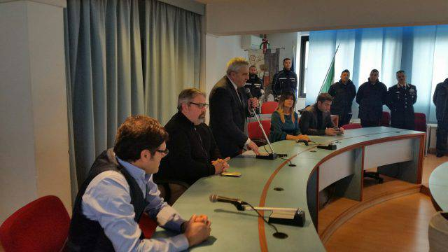 La vicenda Sebastiani nel discorso di fine anno del sindaco Ceccarelli