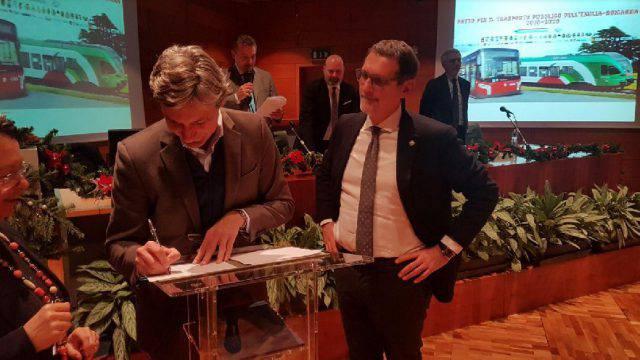 In Regione si rilancia progetto metro di costa Rimini-Ravenna-Ferrara