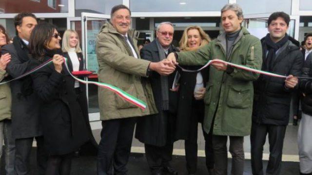 Inaugurata la nuova sede del Valgimigli a Viserba
