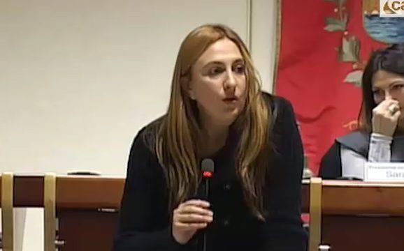 Offese sul web alla Lisi: chiesto rinvio a giudizio per tredici