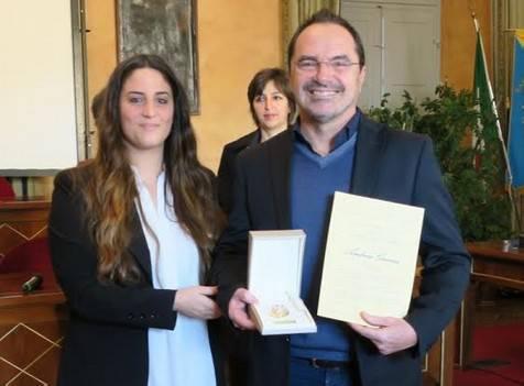 Il saluto del sindaco Parma. Preoccupati per aggressività della contesa politica