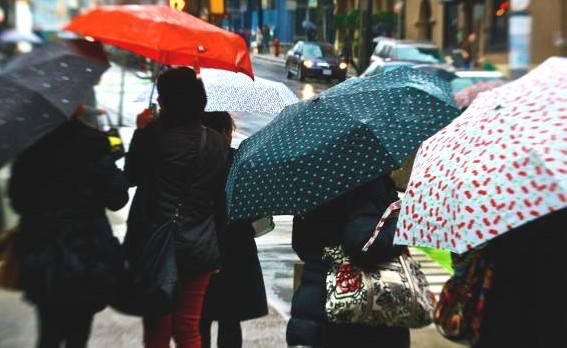 In arrivo pioggia e freddo per il fine settimana