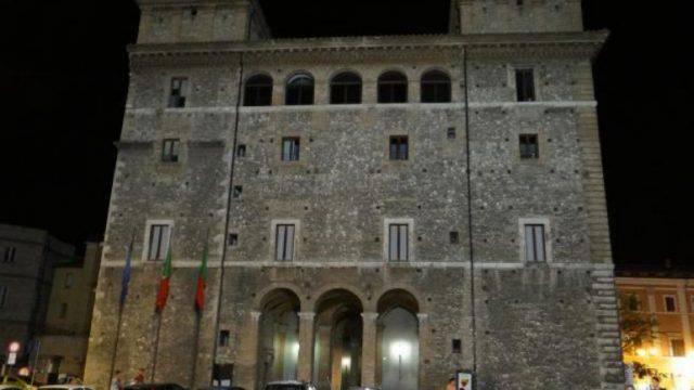 il Municipio di Terni