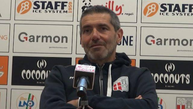 Verso Rimini FC-Tuttocuoio. Righetti: