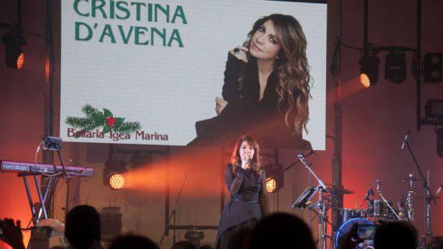 A Bellaria la festa di Capodanno con Cristina D'Avena