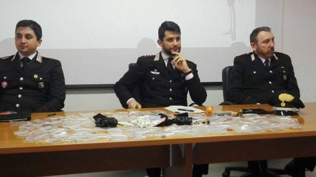 Furti e rapine in serie tra Emilia Romagna e Marche, arresti dei Carabinieri