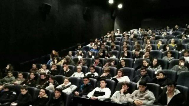 Giorno della Memoria. Mille studenti alle proiezioni del Cinepalace