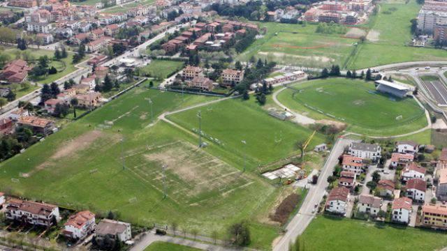 Il centro sportivo Bacchilega (Visitare Imola)