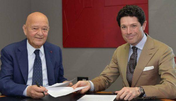 IEG, MAtteo Marzotto si dimette
