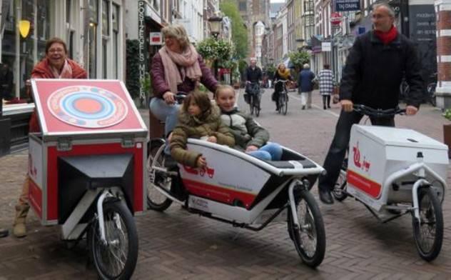 Bike Park e CargoBike: novità per la Rimini a pedali