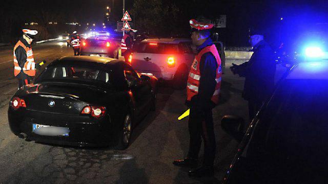 Strada, spaccio e microcriminalità. I controlli dei Carabinieri