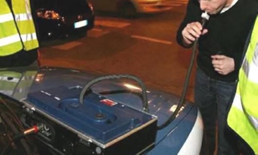 Guida in stato di ebrezza a Rimini, patenti ritirate