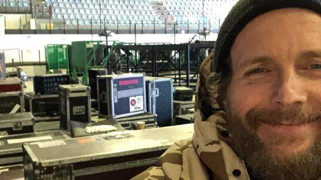 Prove del tour, Jovanotti per due settimane a Rimini