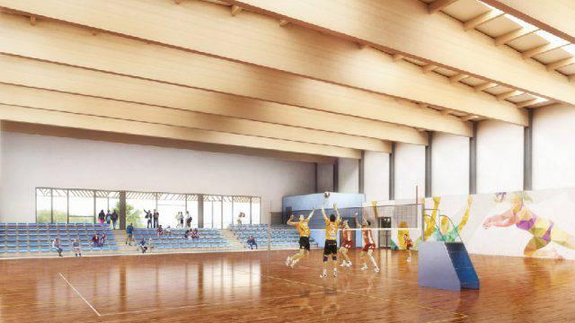 Venerdì inaugura la Casa del Volley col presidente Coni Malagò