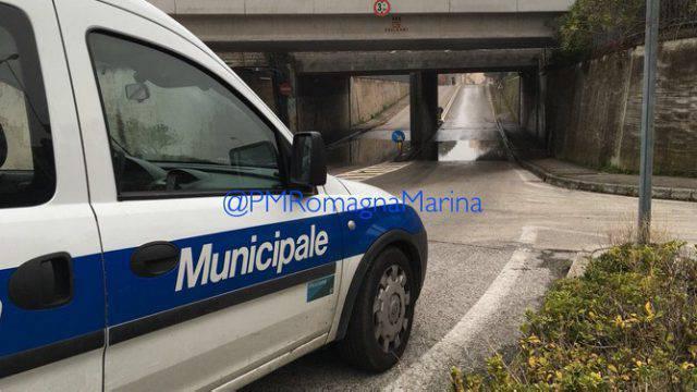 Risolti i problemi alle pompe: riaperto il sottopasso di via Angeloni