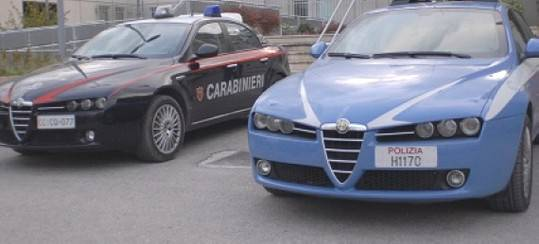 Ruba la borsa a ragazza, fermato in collaborazione da Polizia e Carabinieri