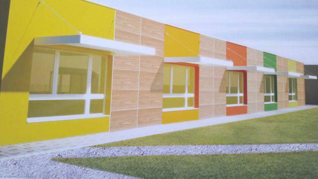 Nuova scuola di Poggio Torriana: iniziati i lavori