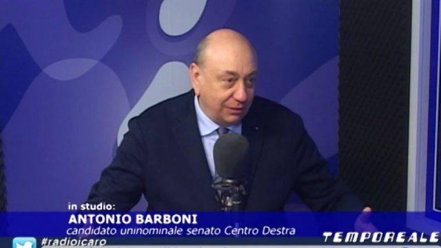 """Elezioni. Barboni, la prima intervista da parlamentare: """"Risultato inimmaginabile"""""""