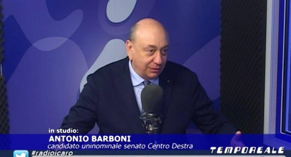 Elezioni. Barboni, la prima intervista da parlamentare: