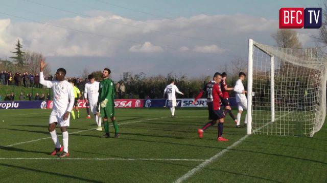 Calcio. In amichevole col Bologna il Santarcangelo regge metà gara