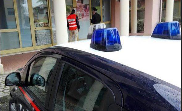 Sequestrato a Santarcangelo centro massaggi non in regola