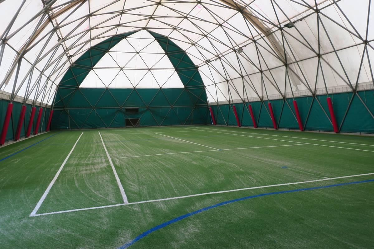 Circolo tennis Casalboni. Al via interventi con finanziamento regionale