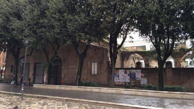 Ex convento San Francesco e rovine di guerra, Renzi sollecita intervento