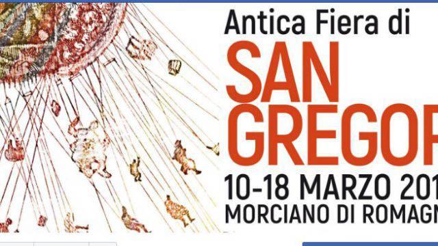 Fiera di San Gregorio, il programma dell'edizione 2018