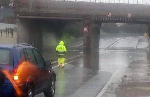 Sottopassi, al via progetto per monitorare rischi da pioggia