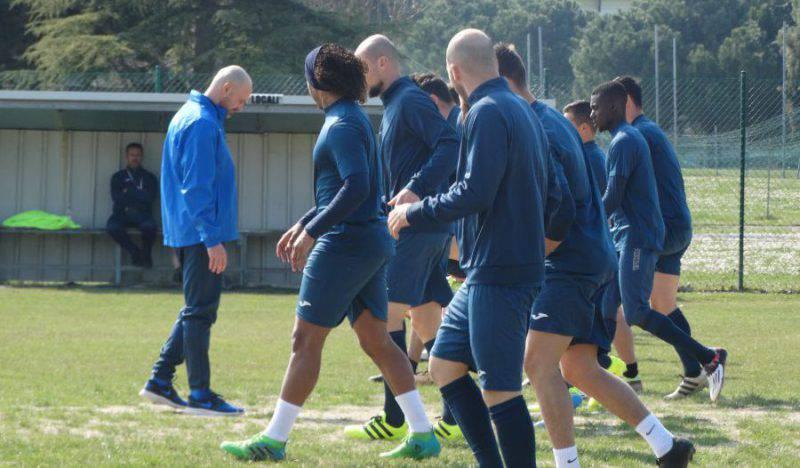 Playout serie C. Il Santarcangelo sconfitto a Vicenza