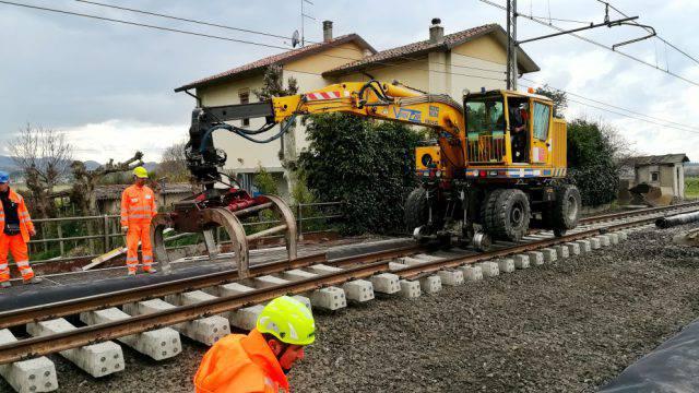 Ponti ferroviari, dopo Cesena e Santarcangelo ad aprile nuovi interventi