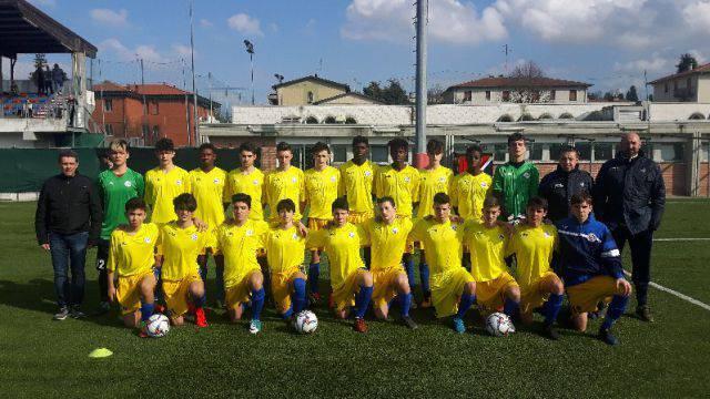 La Rappresentativa Giovanissimi dell'Emilia Romagna